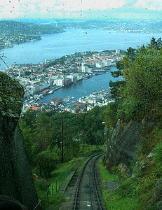 View Of Bergen, Norway