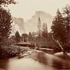 Tasayac, the Half Dome, 5000 ft., Yosemite