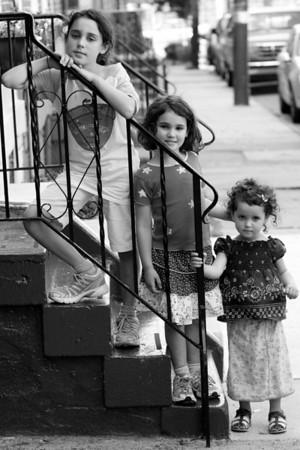 Rachel & MaryGrace's birthday celebration - Taylor St, Philadelphia