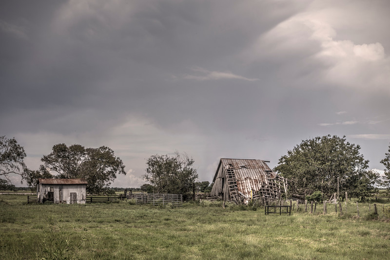 Reclining Barn #1