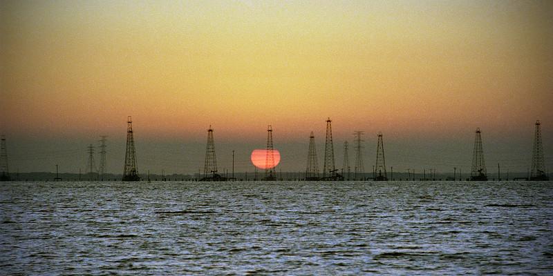 Oil Patch Sunrise