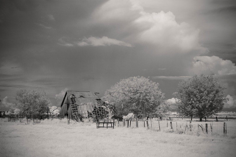 Reclining Barn #2