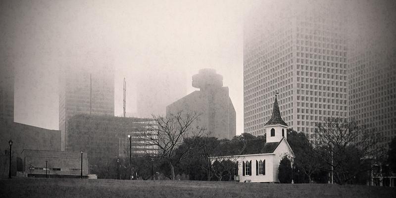 Houston. Twenty or thirty or so years ago.