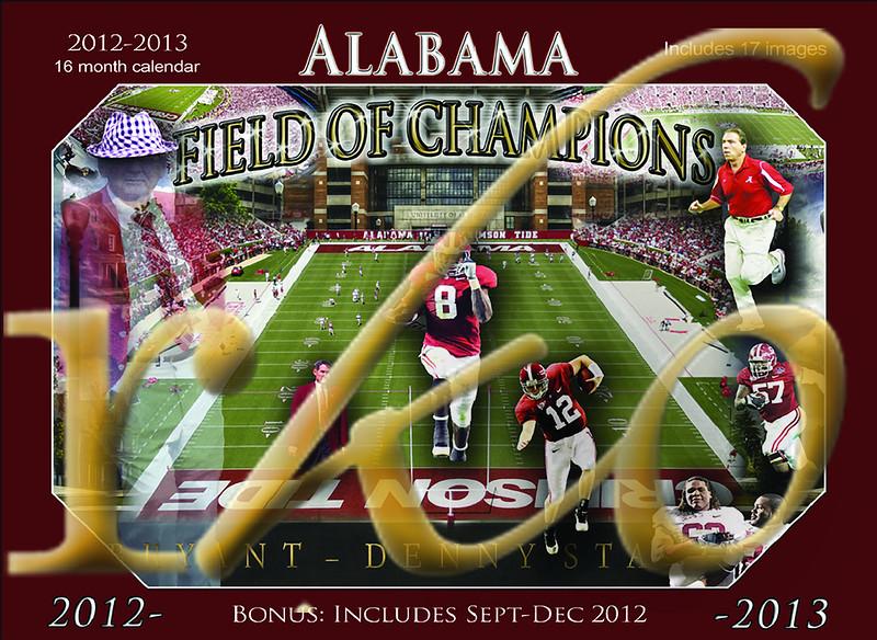Alabama Cover 2013