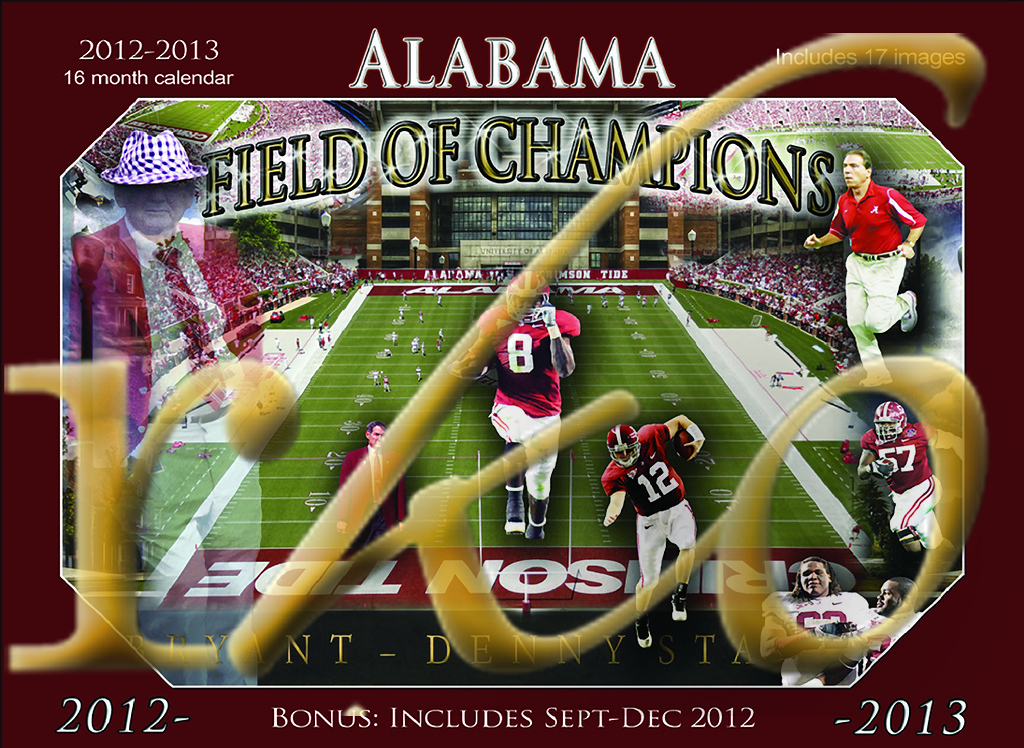 Alabama Cover 2013