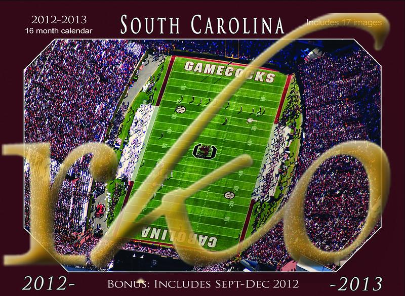 South Carolina Cover 2013