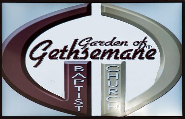 Garden of Gethsemane's 50th Year Anniversary