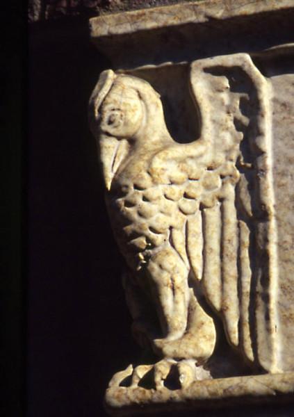 Mythical Bird, New York City.