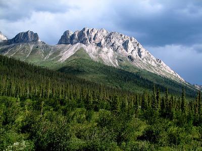 Brooks Range, Dalton Highway, Alaska