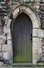 Door in Lincoln