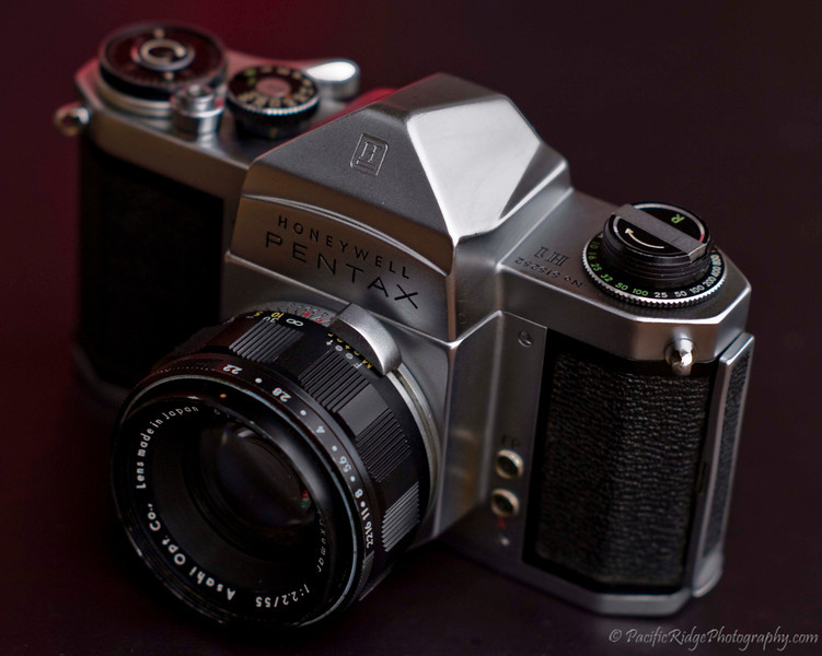 In 1961,  Pentax release a budget model of the H3; the H1.  Pentax removed the 1/1000 marking from the shutter dial for marketing reasons but the camera was still capable of that speed.
