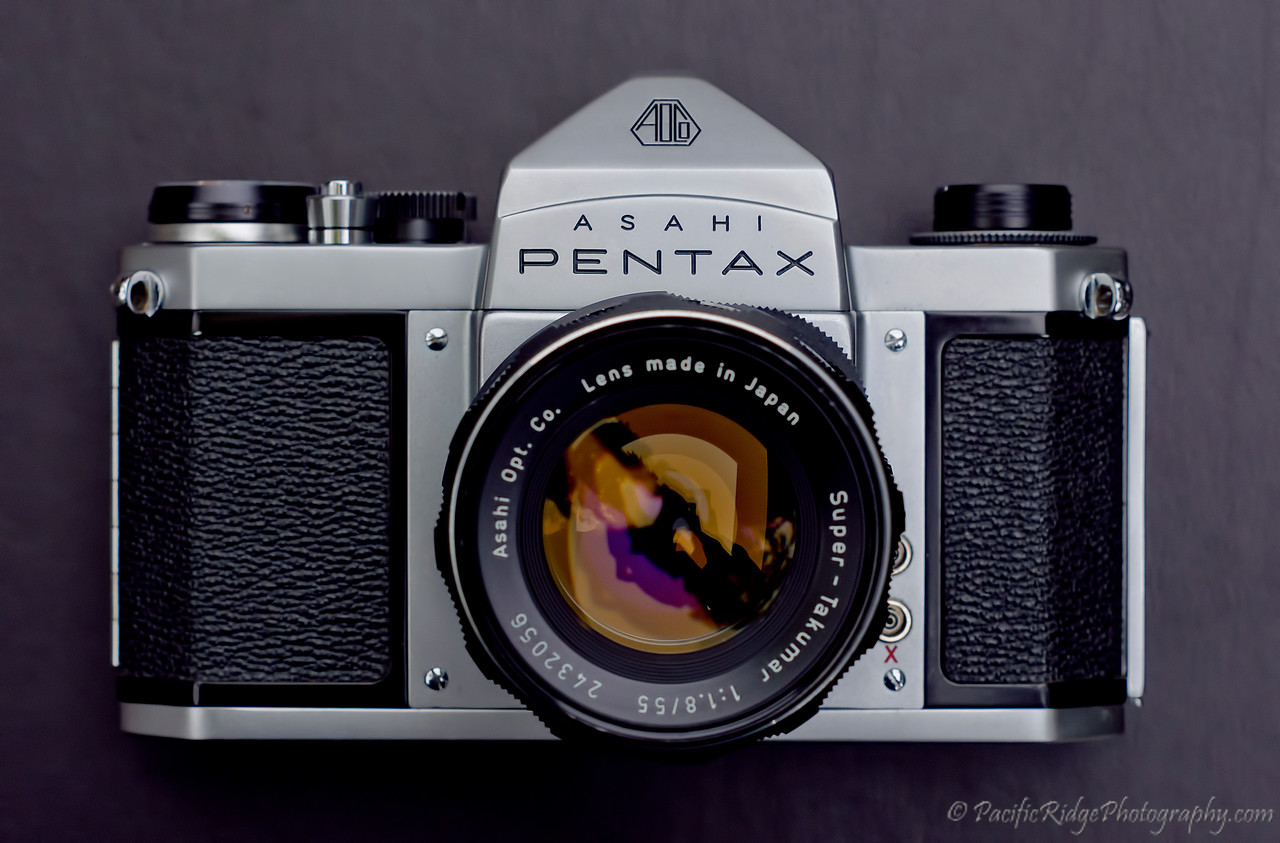 "Super S2 - The Asahi Pentax S2 Super was manufactured by Asahi Optical Company from 1962 to 1968 and is an enhanced S2 but with top speed of 1/1000 Sec and is identified in this way. There is no ""Super"" designation on the body."