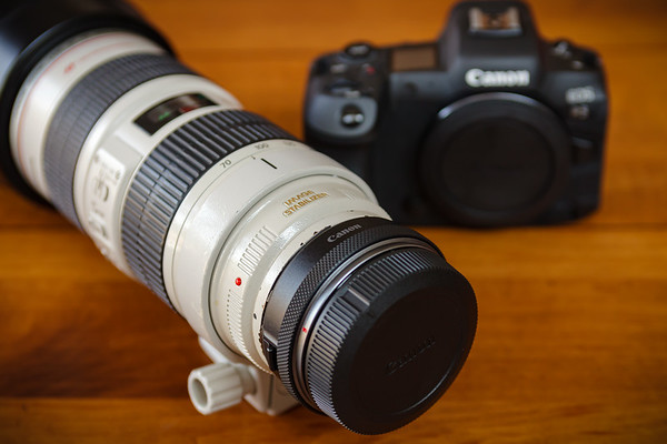 Of course, I am personally eager to see how my favorite EF lens works with the new camera body