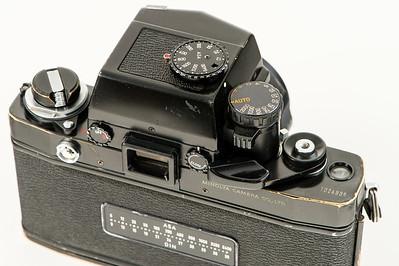 Minolta X1 (1973), bought at Chuuko Box (Tokyo) on November 2015. Body #1024938, viewfinder #1241747  & MC-Rokkor-PF 58mm f/1.4 lens no 5780417.