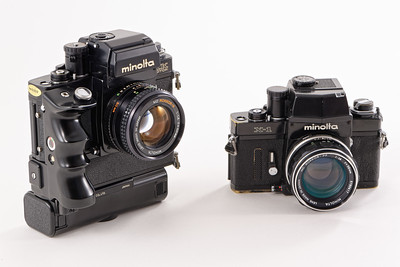 Minolta XK-Motor.