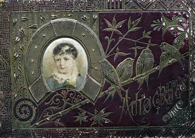 Bessie Harshman Autograph Book