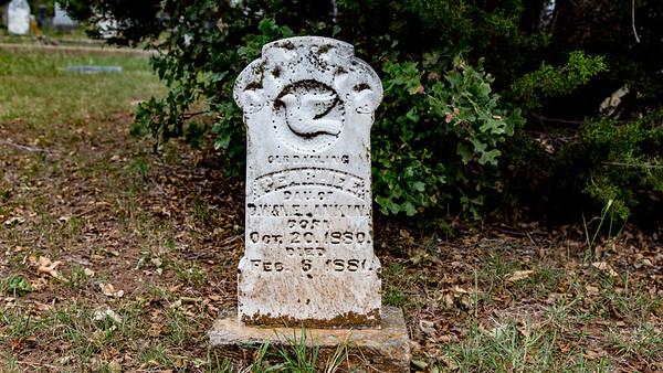 Lamkin, Pearlie Elizabeth (1880-1881) 3 months