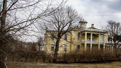 Harshman Mansion