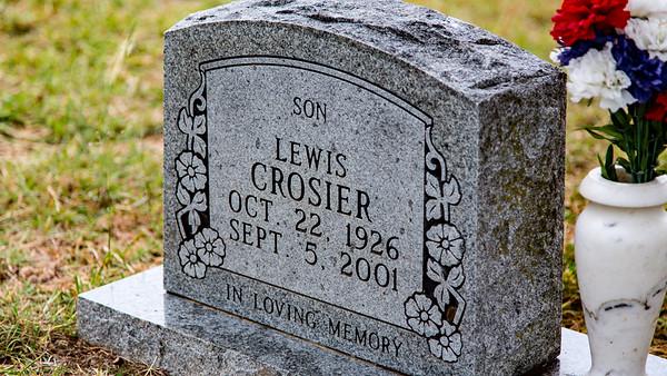 Crosier, Lewis Robert (1926-2001)