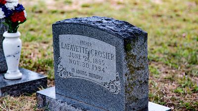 Crosier, Lafayette (1885-1934)