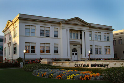 Chapman University, 2011.