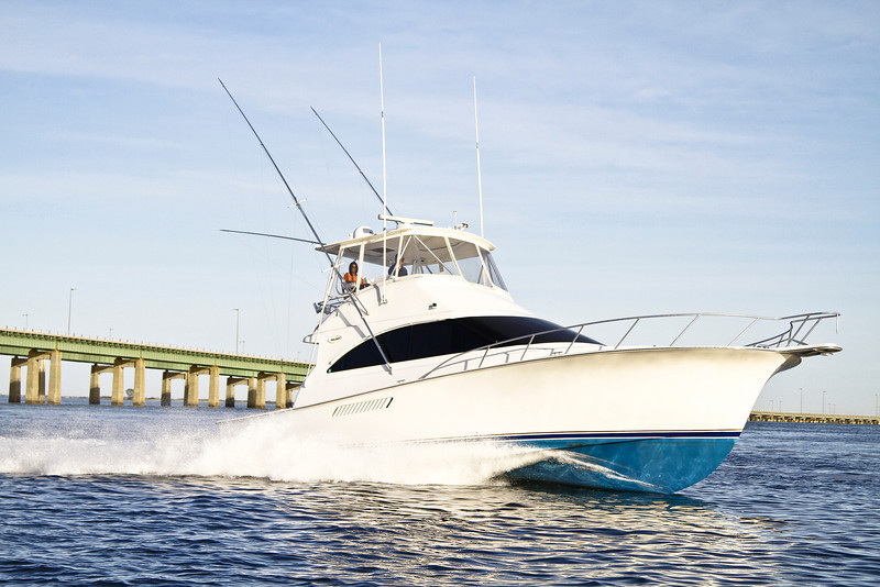 My dads 46' Ocean Yacht
