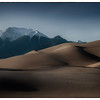 The Great Sand dunes and Sangre de Cristo Mountains<br /> Alamosa, Colorado