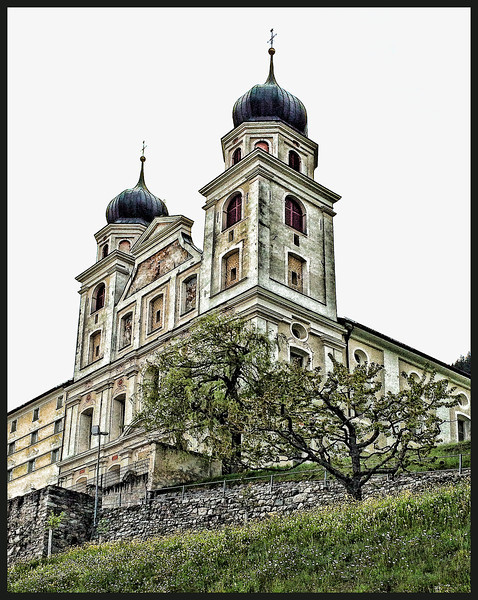 Disentis Abbey
