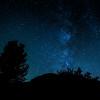Milky Way over  Southern Utah