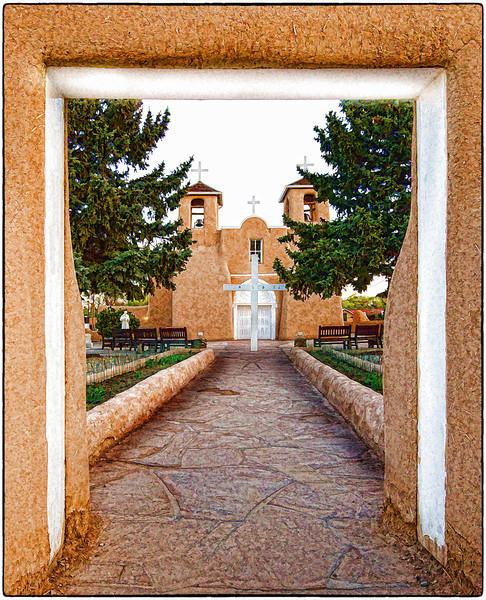 San Francisco de Asis<br /> Taos New Mexico