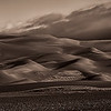 Morning at the Great Sand Dunes Colorado