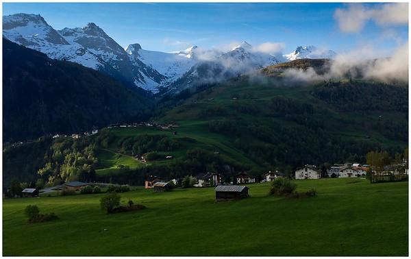 Disentis Switzerland