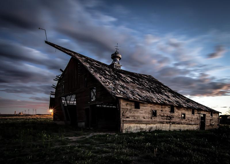 The Milliken Barn