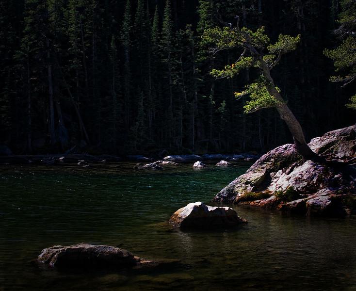 Rocky Mountain National Park<br /> Colorado