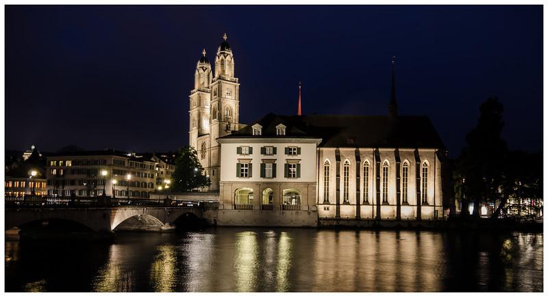 Zurich City Hall Zurich City Hall