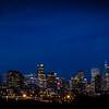 Moon Over Denver