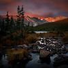 Longs Lake<br /> Brainard Lake Area<br /> Rocky Mountain National Park<br /> Colorado