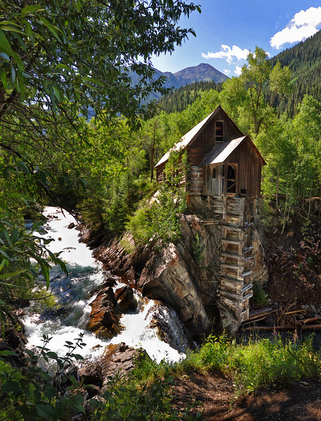 Historic Crystal Mill<br /> Marble, Colorado