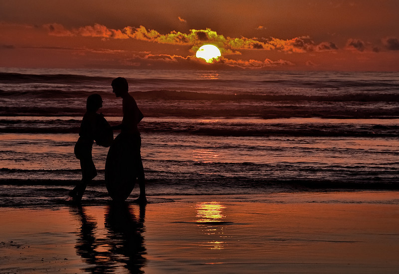 Love at the Beach<br /> Rockaway Beach Oregon