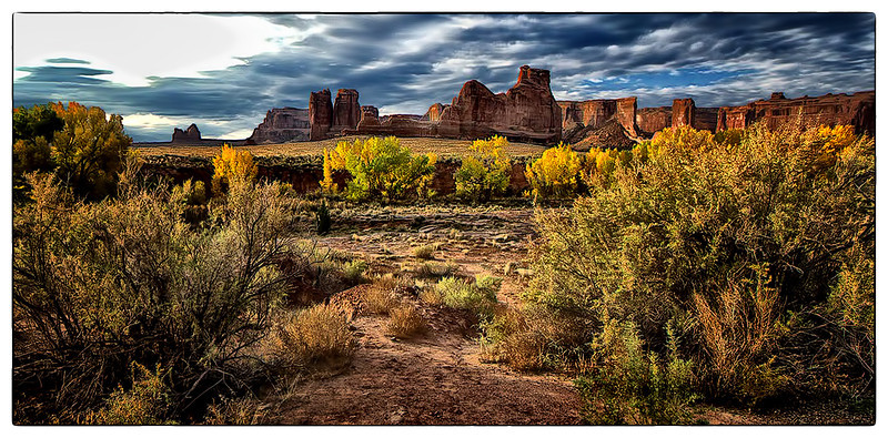 Arches National Park<br /> Utah