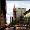 Denver City D&F Clock Tower