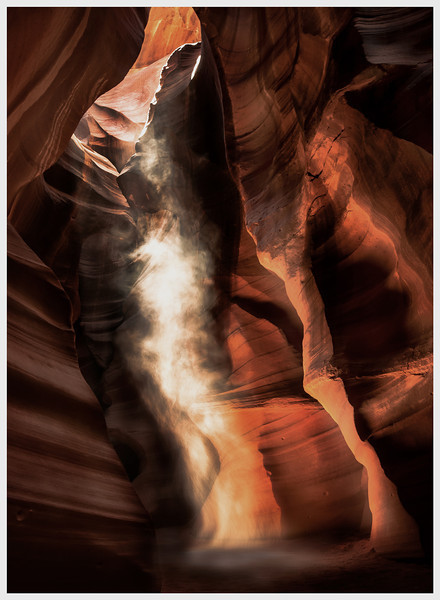Ghosts of Antelope Canyon