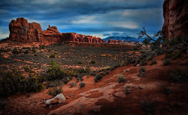 Arches National Park<br /> Moab Utah