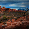 Arches National Park<br /> Moab Utah