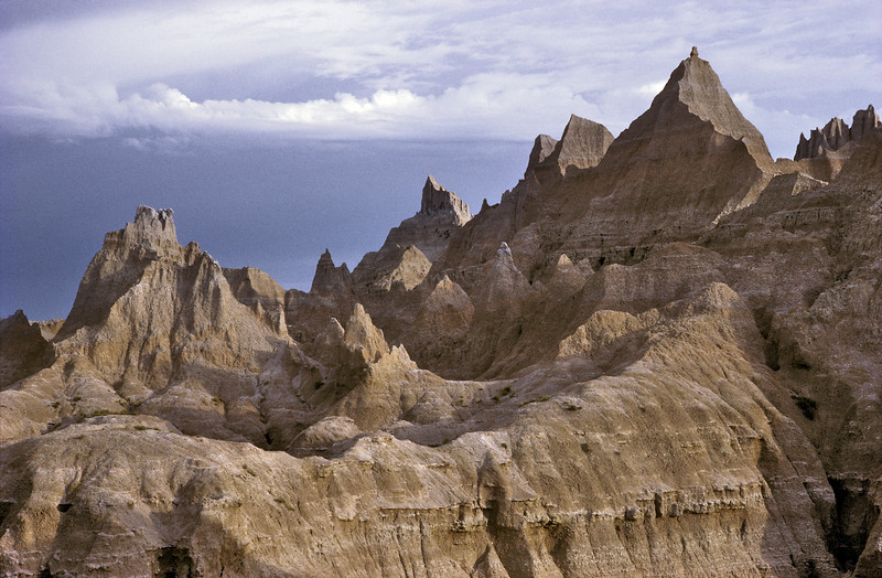 Badlands National Monument, South Dakota