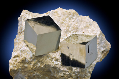 Pyrite in Talc, Amejun, Lograno, Spain