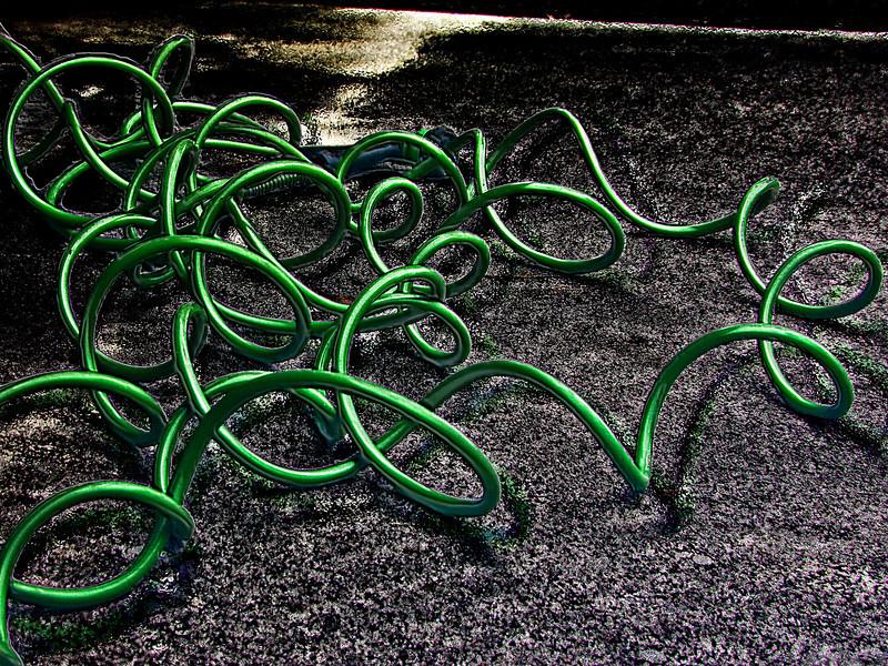 Green Hose_S9649