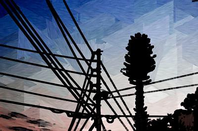 Powerline Sky Triangle_83670013