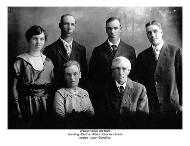 Walker Family abt 1898
