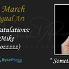 Photo Of The Week-Abstract- March Wk11-2014